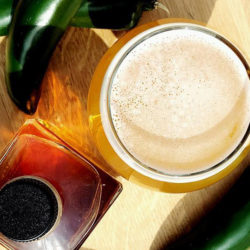 The Mash-Up: Tongue-popping jalapeno ale, a rock 'n' roll beer, and more