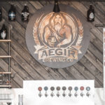 Now Open (Or Damn Close): AEGIR Brewing in Elk River