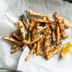 Cooking with Beth Dooley: Spicy Celeriac Fries Recipe