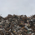 Landfills like this are where recyclable six-pack holders are ending up // Photo via Pexels
