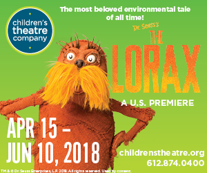 Children's Theatre Company Lorax April 2018 Tile