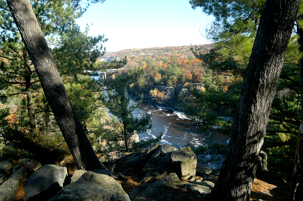 Interstate State Park // Photo via Wisconsin Department of Natural Resources Flickr
