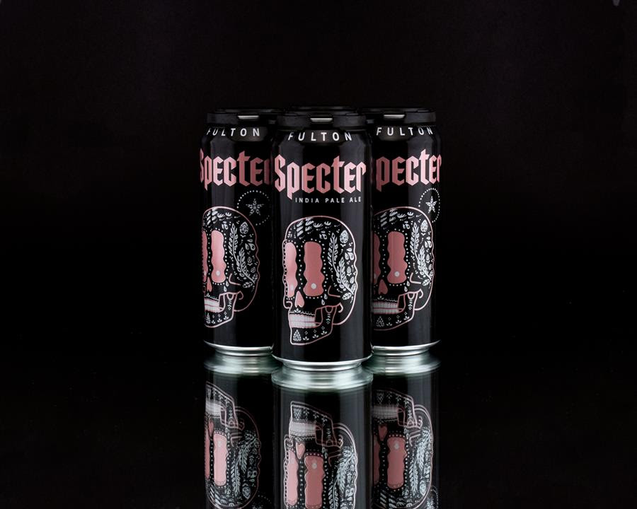 Fulton Beer Company's Specter // Photo courtesy Fulton Beer Company