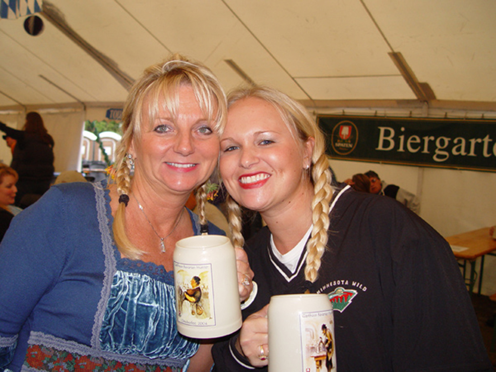 Photo via Gasthaus Bavarian Hunter Oktoberfest website