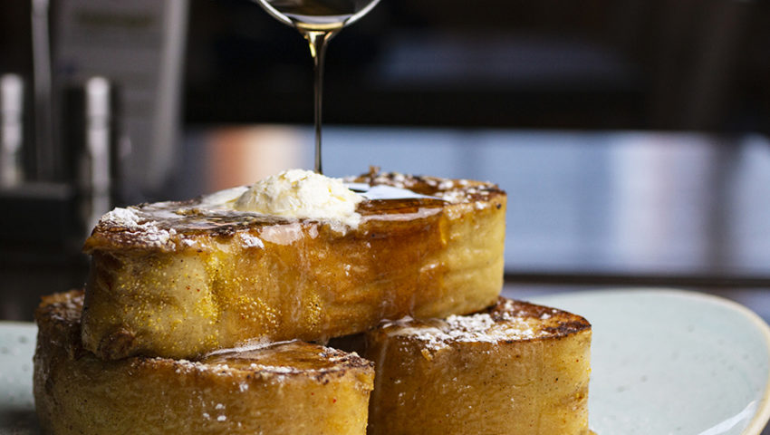 Bite of the Week: French Toast at Highland Grill