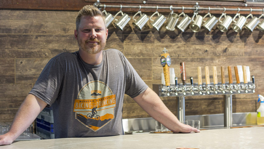 Going all in with Nick Huisinga of Cuyuna Brewing Company