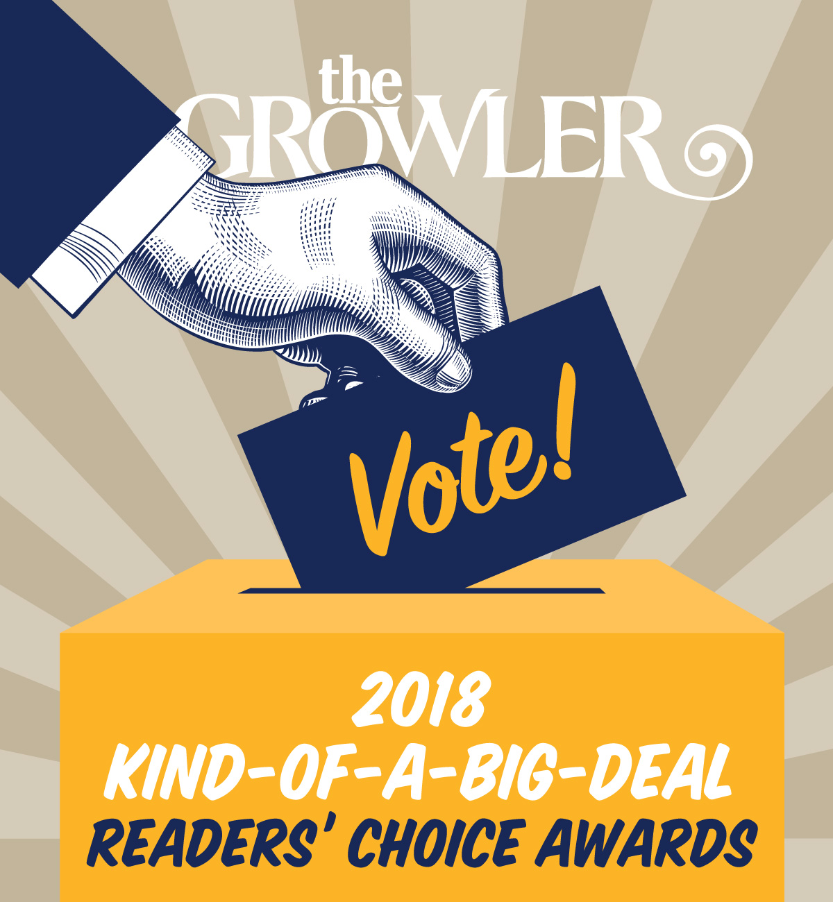 5e8bbc2815425 Vote for the 2018 Kind-of-a-Big-Deal Readers' Choice Awards