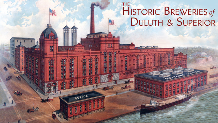 New book on Duluth and Superior's brewing history sets the record straight
