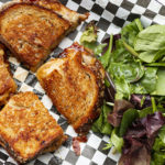Bite of the Week: Hawaiian Grilled Cheese at All Square