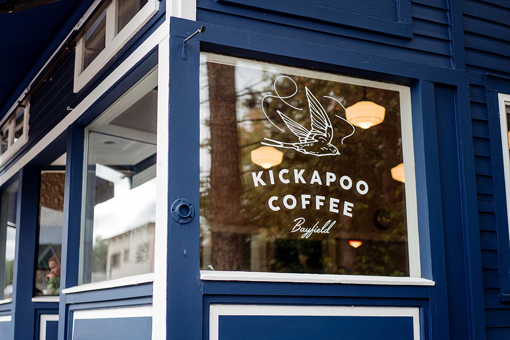 Kickapoo Coffee // Photo by Becca Dilley
