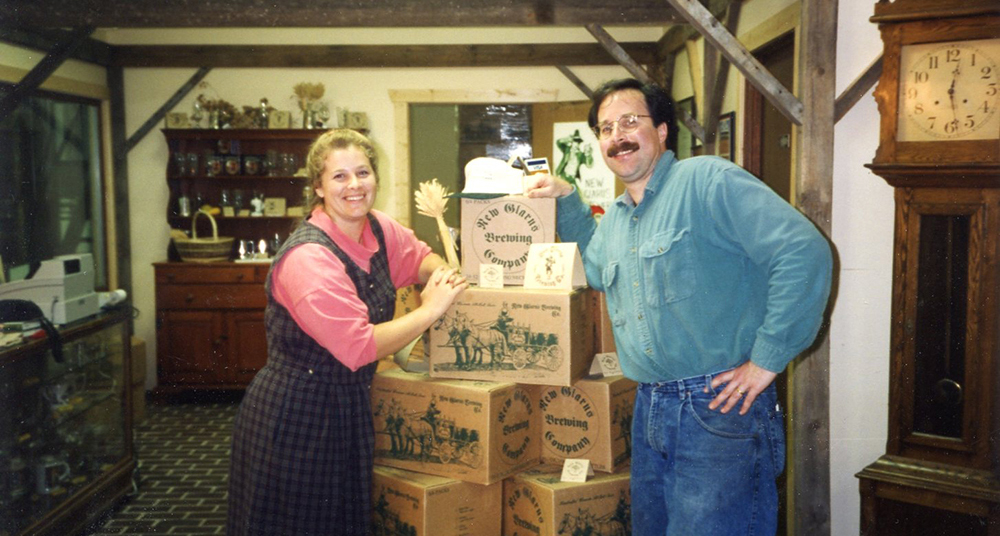 25 Years in Beer: A Q&A with New Glarus Brewing Company President Deb Carey