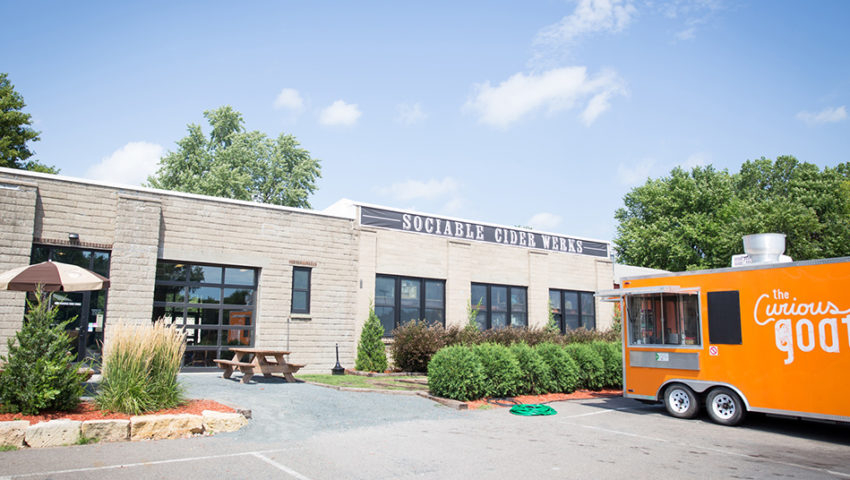 'Chef Incubator' food trailer coming to Sociable Cider Werks