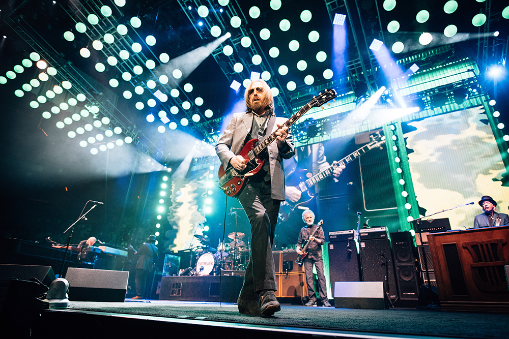 Tom Petty // Photo by Nate Ryan, MPR