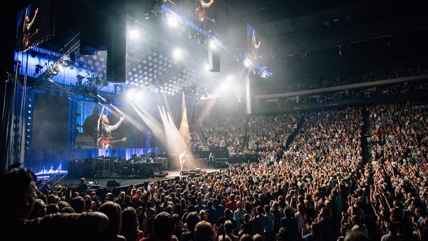 Masters of Arena Rock: Why sound engineers are to thank for the ultimate concert experience