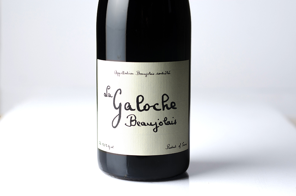 Domaine Saint Cyr 'La Galoche' Beaujolais // Photo by Aaron Job