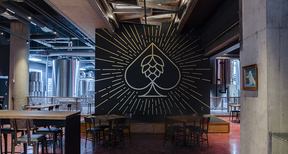 Now Open (Or Damn Close): Stacked Deck Brewing Company in St. Paul