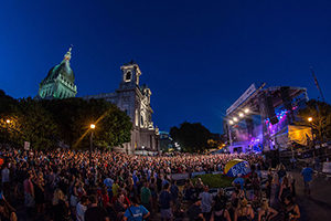Photo courtesy Cities 97 Basilica Block Party