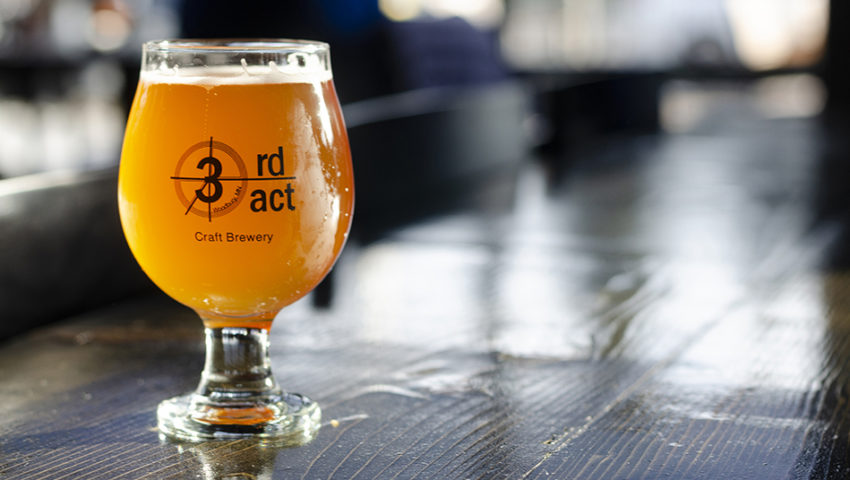 Now Open (Or Damn Close): 3rd Act Craft Brewery in Woodbury