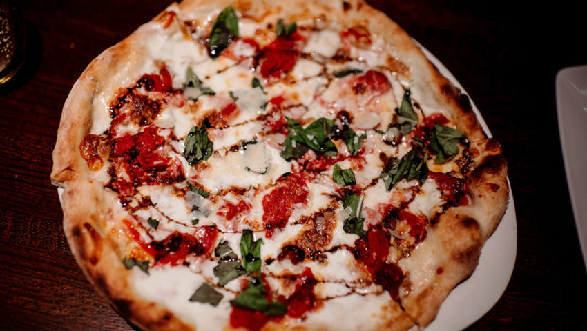 Bite of the Week: Margherita Pizza at The Dough Room