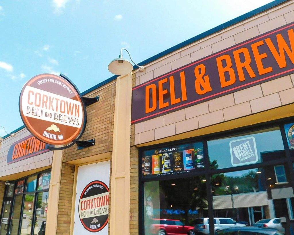 Corktown Deli and Brews