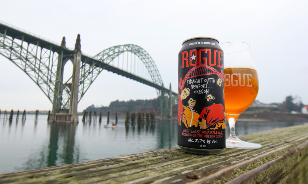 Photo courtesy Rogue Brewing Company