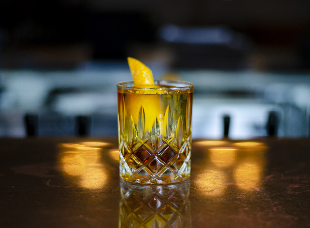 The Hearthsider is a perfect nightcap after holiday party guests have all gone home // Photo by Aaron Job