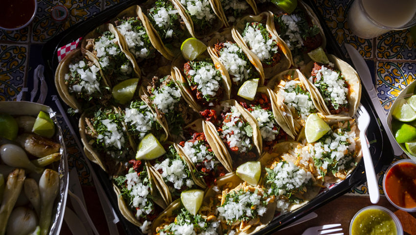 Behold: Land of 10,000 Tacos!