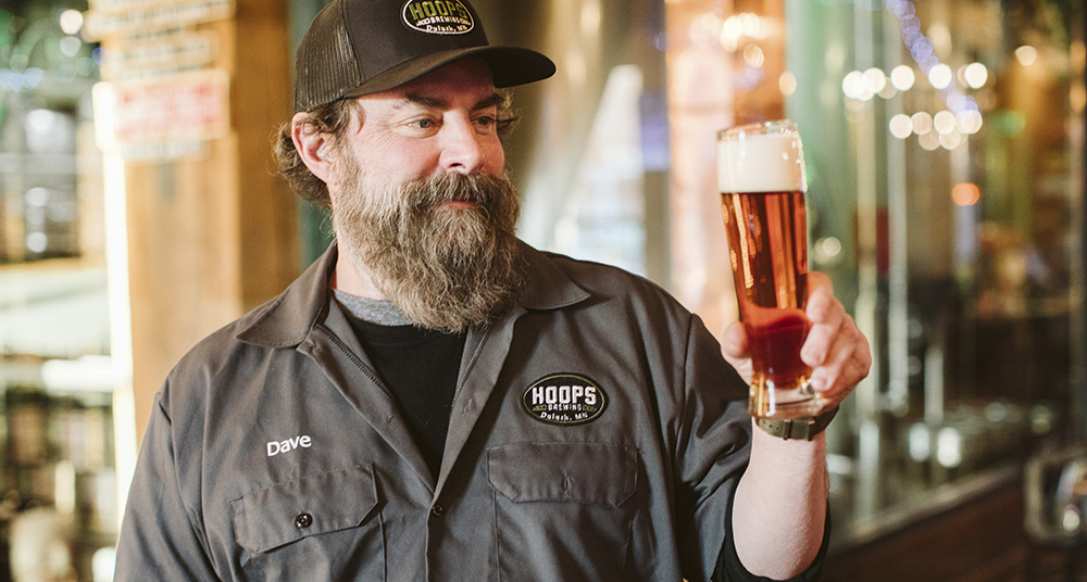 Dave Hoops: Master Brewer, Realist, and Risk-Taker