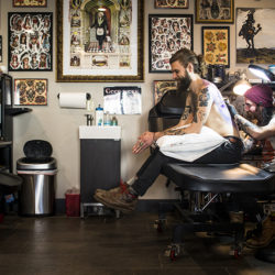 Craft Culture: Northeast Tattoo & Fadeaway Laser Removal