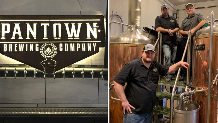 Now Open: Pantown Brewing Company in St. Cloud