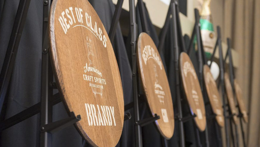 Two Minnesota Distilleries Awarded Best of Class at 2019 American Craft Spirits Awards