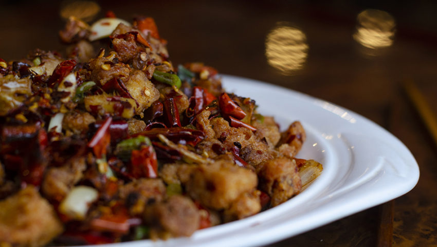 Bite of the Week: Chef's Special Dry Chili Chicken at Lao Sze Chuan