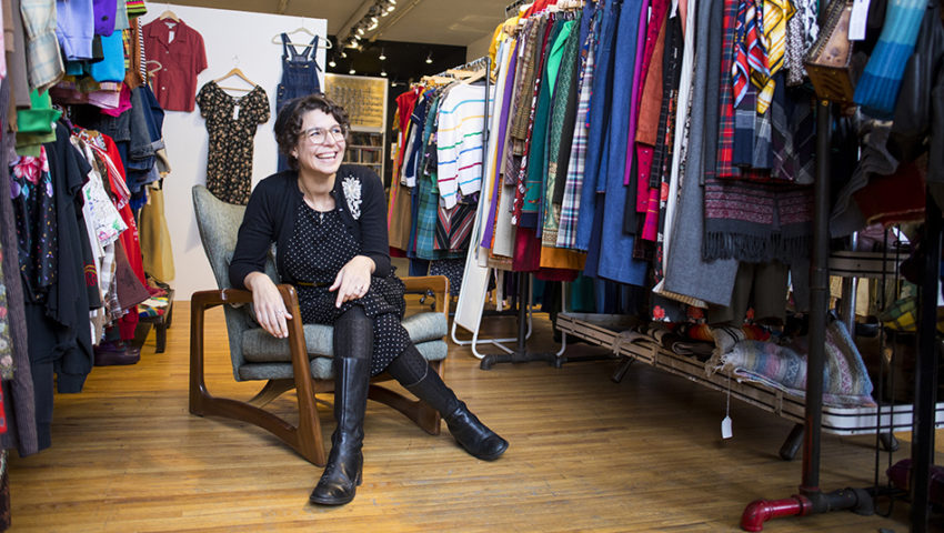 Craft Culture: Secondhand ethos, first-class fashion at Tandem Vintage