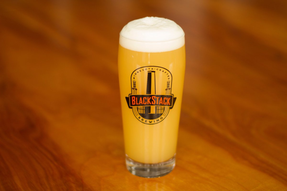 BlackStack Brewing Kveik 755 // Photo via Black Stack Brewing Twitter