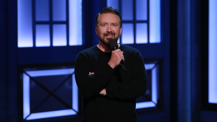 Chad Daniels talks about his new hip and the smell of comedy history