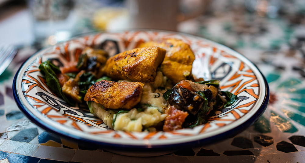 Ziadi's Mediterranean Cuisine Proves that the Devil is in the Details