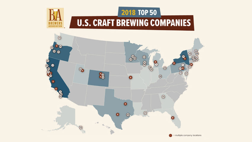 Three Minnesota breweries among the top 50 in the U.S.