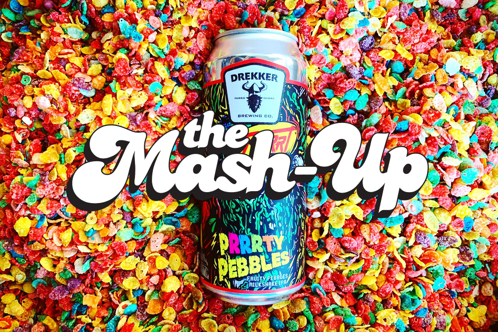 The Mash-Up: Juicy, fruity, and hazy are the name of the game