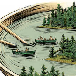 Cold Waves, Hot Ramen: Wherein the Boundary Waters sets its hook in the soul of a Minnesota chef