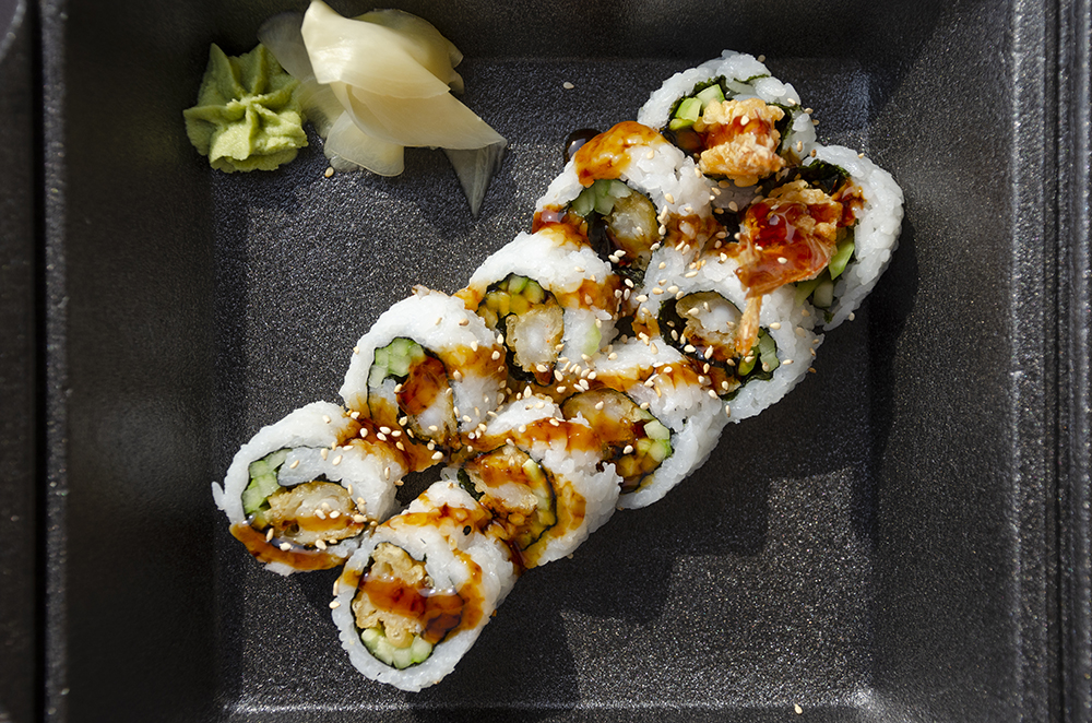 Bite of the Week: Tempura Shrimp Roll at the Eagan Hy-Vee