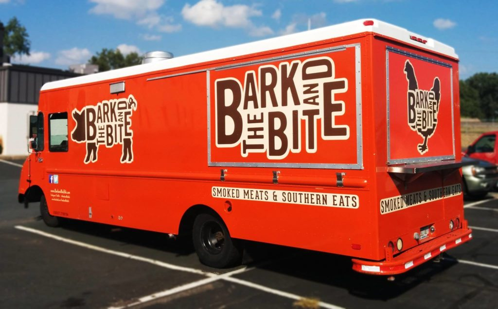 Bark and the Bite Opens