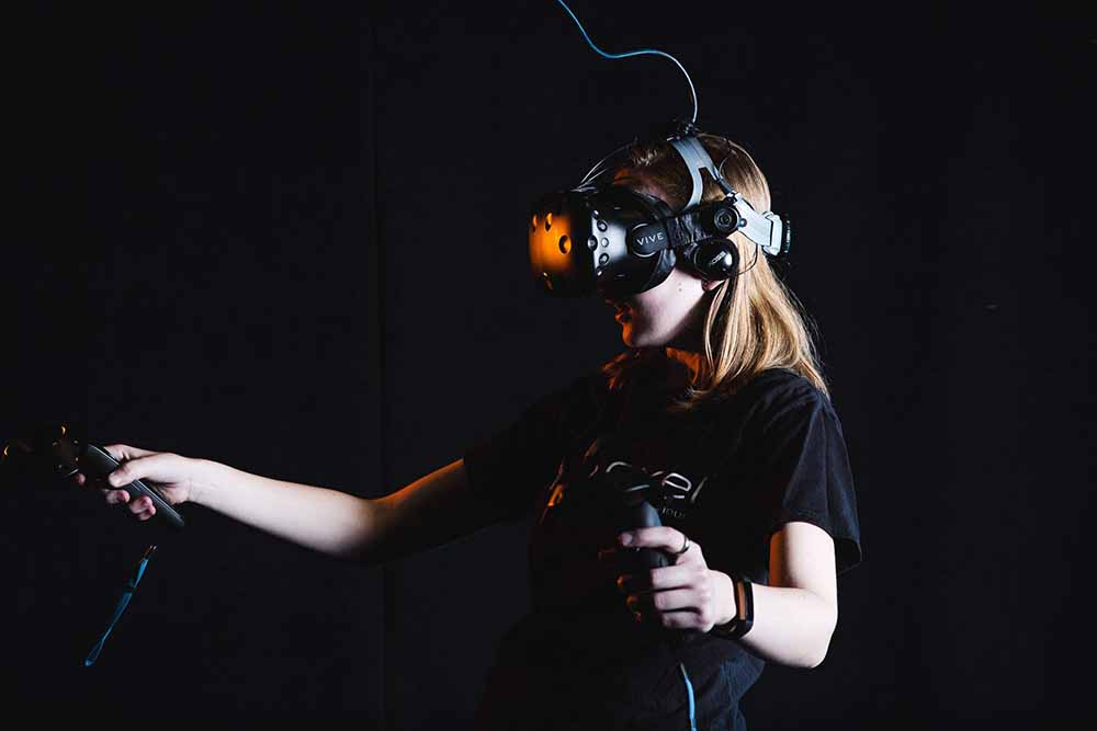 Game On: Virtual reality parlors transform the once-insular
