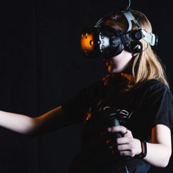 Game On: Virtual reality parlors transform the once-insular activity into a social experience