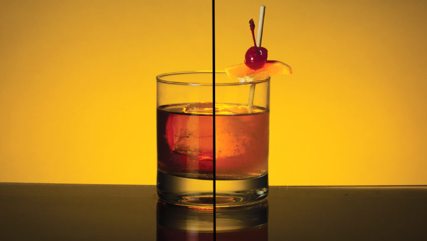 """Spirits Close-Up: The Minnesconsin Old Fashioned– A """"compromise"""" cocktail"""