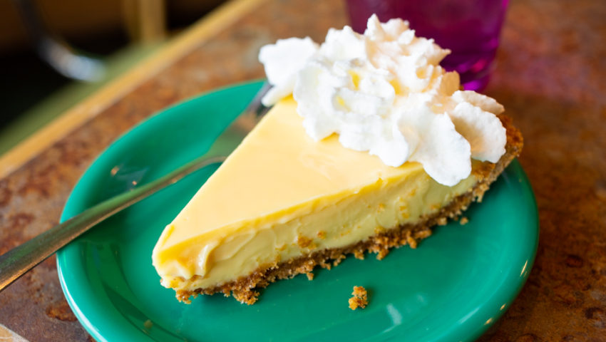 Bite of the Week: Key Lime Pie at Key West Bistro