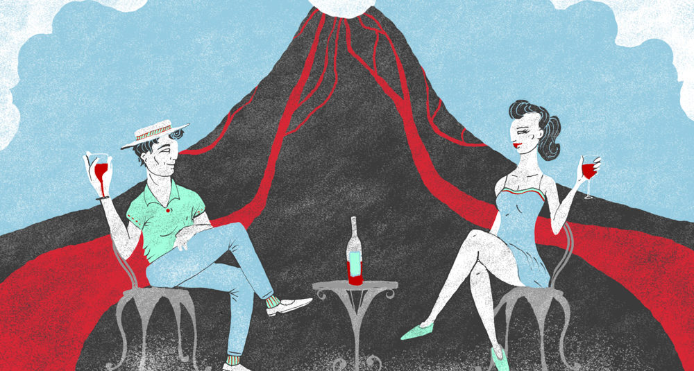 Wine Time: Volcanic Wines Aren't Just Trendy, They're Timeless