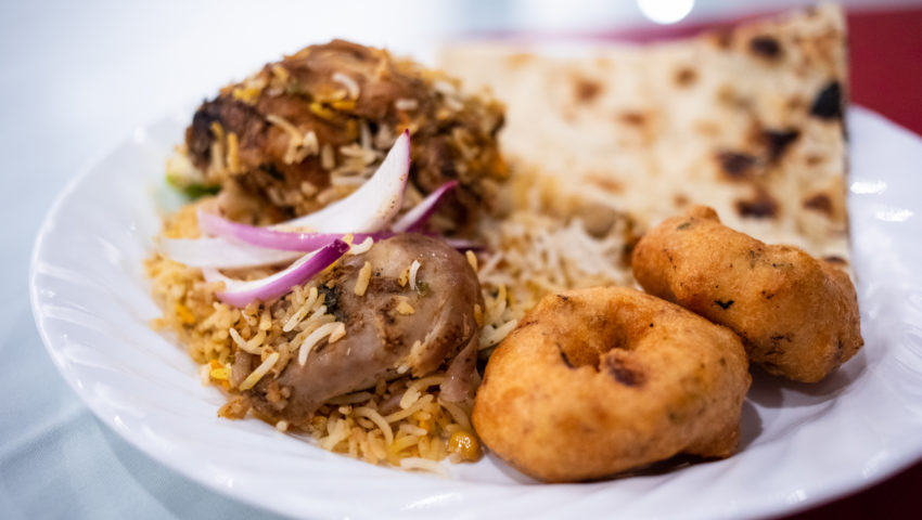 Bite of the Week: Chicken Biryani at Persis Biryani Indian Grill