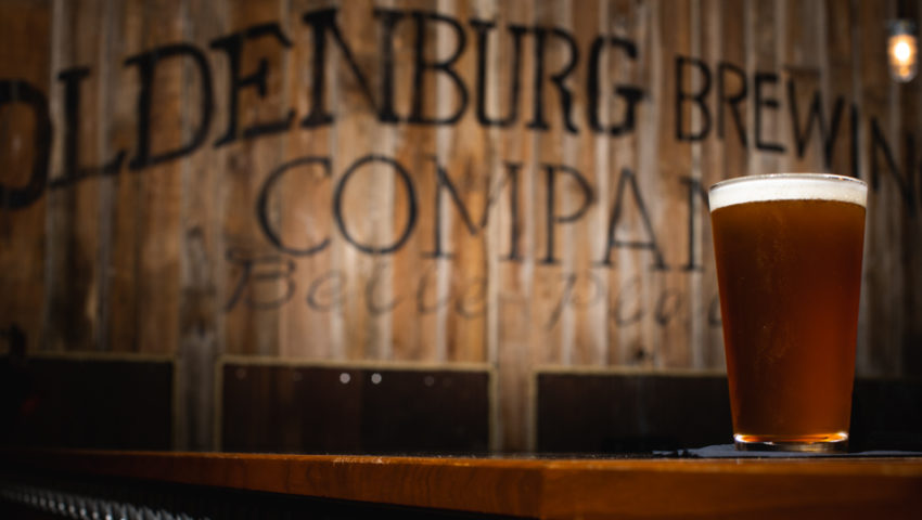 Now Open (Or Damn Close): Oldenburg Brewing Company in Belle Plaine