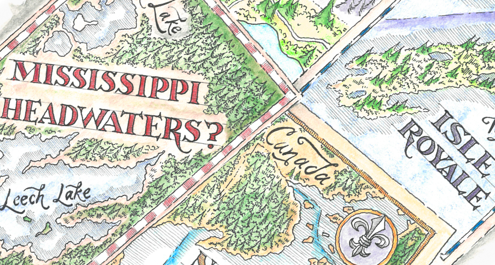 Mistaken Minnesota: The mapmaking errors that shaped our state's landscape