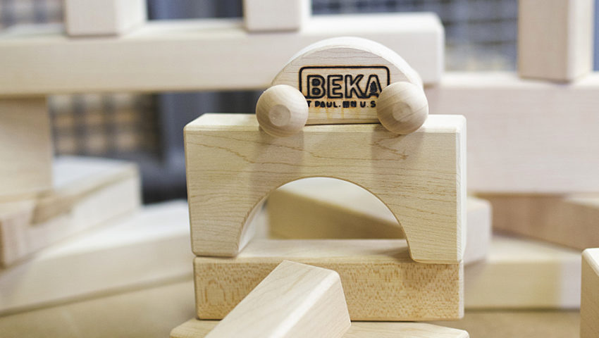 Craft Culture: Heritage Wooden Looms and Toys at BEKA, Inc.
